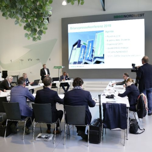 Nordwest AG Bilanzpressekonferenz Mai 2019