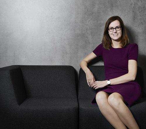 Lea Dommel Referentin Marketing/Öffentlichkeitsarbeit