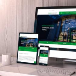 Screenshot NORDWEST Webseiten Relaunch