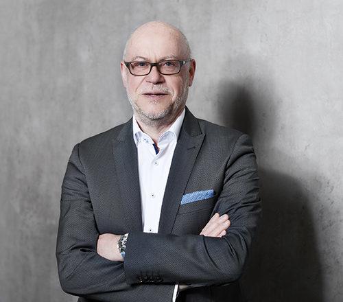 Werner Steffan Geschäftsbereichsleitung