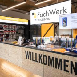 Empfangsbereich Werkzeug Pohl Dein-Fachwerk
