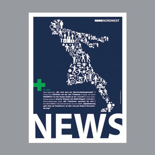 Cover der neuen NORDWEST News